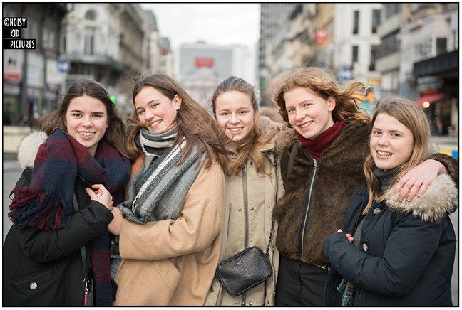 Photographe pour événements professionnel et portraits de haute qualité dont team building en entreprises de Bruxelles en Belgique