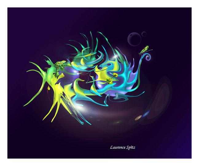 World (dessin numérique)