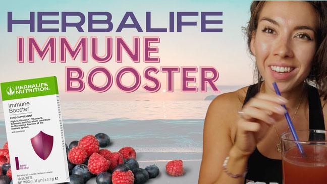Für ein starkes Immunsystem, der Immun-Booster mit Beeren-Geschmack