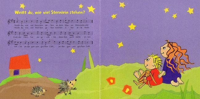 Weißt du, wie viel Sternlein stehen?