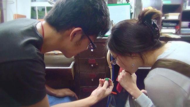 東京で手作りする結婚指輪