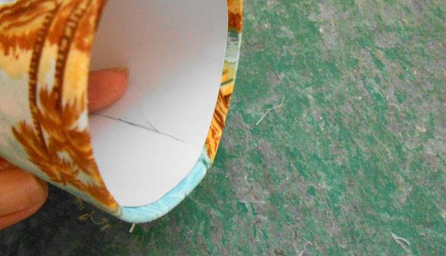 カルトナージュの作り方_紙コップホルダー_17