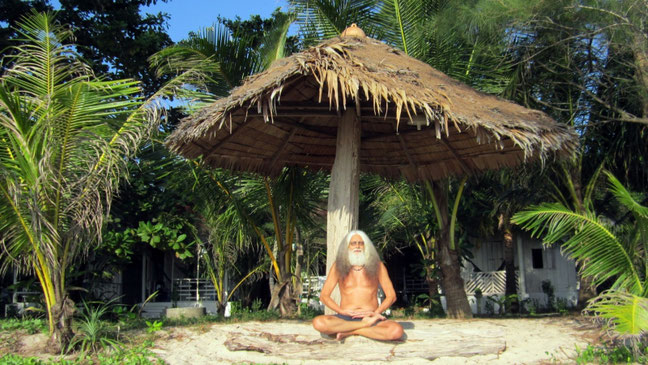 """His Holiness of Doing Nothing"" - RELAX FOR FUTURE by Wolfgang F. Lightmaster"