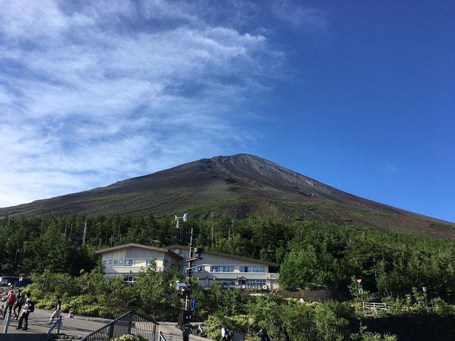 オサモミ整体院 富士山登山 ウォーキング