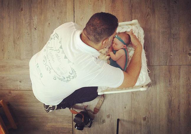 entrevista al fotógrafo de bebés en Tenerife