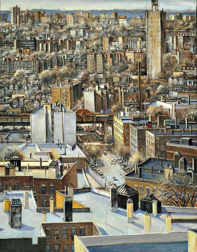 """""""Howard's View"""" by Daniel Hauben"""