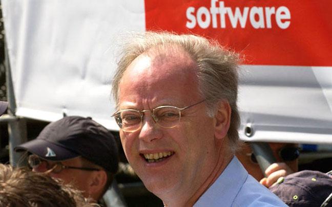 BDR-Präsident Rudolf Scharping © Velototal
