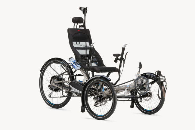 Das Reha-Fahrrad Scorpion Plus vom Liegeradspezialisten HP Velotechnik