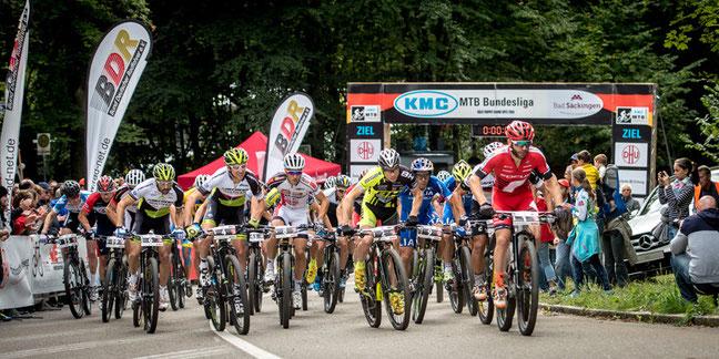 Start Herrenrennen © Armin M. Küstenbrück/EGO-Promotion