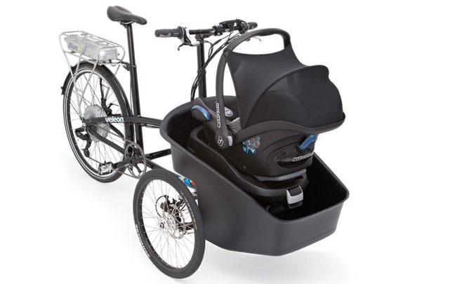 E-Bike-Variante des Veleon