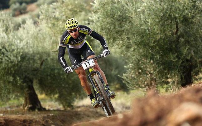Der Albanator im Einsatz © Sportograf