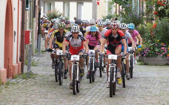 Start frei zum Sigma Sport Bike Marathon © Holger Knecht/Radsportakademie