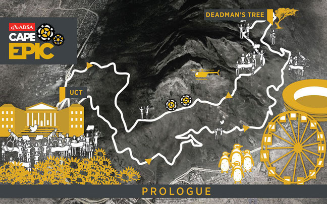 Prolog Cape Epic 2015