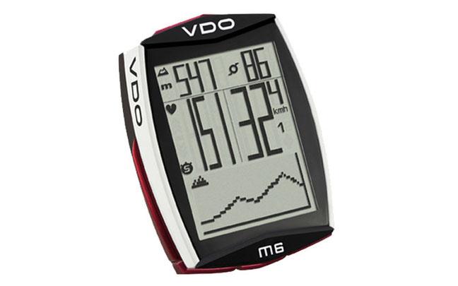 Der neue M6 aus der VDO M-Serie © VDO