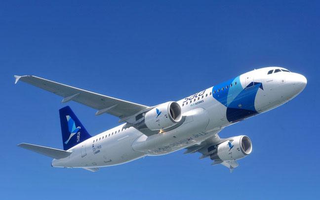 SATA Airbus © Pressebüro Grönemeier