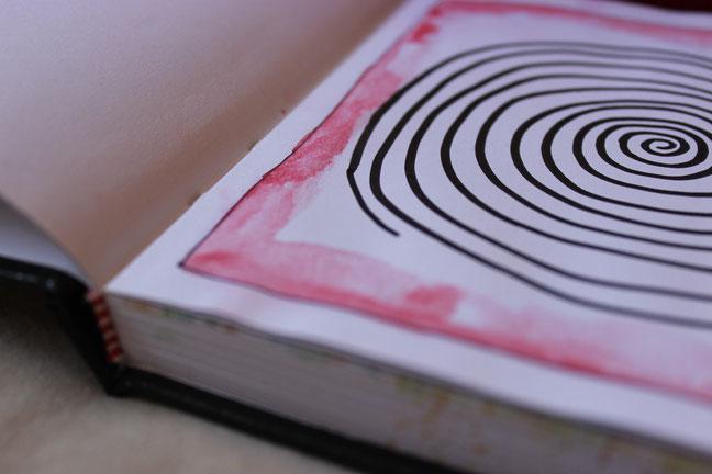 Intuitive Malerei als heilsame Kraft / Bildquelle: ©Katja Otto