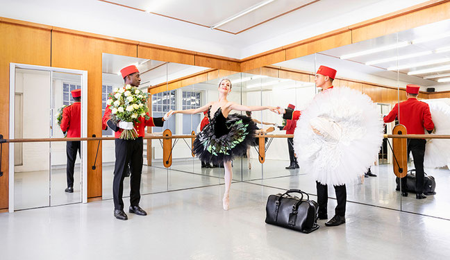 Cunard Queen Mary 2 English National Ballet