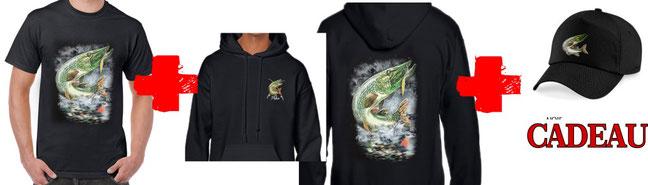 ensemble pour pêcheur