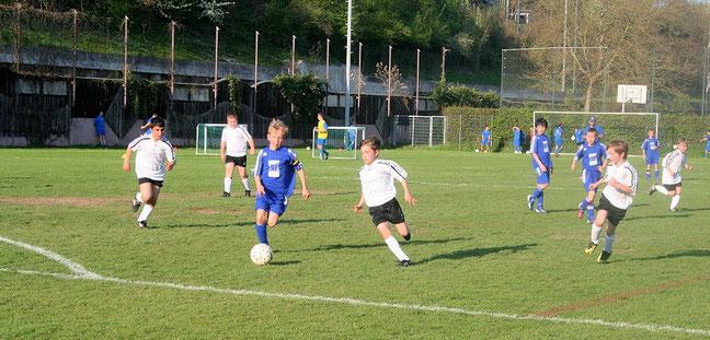 Trainingslager Fussball