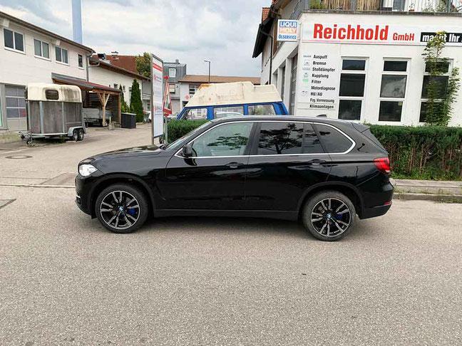 das richtige Fahrzeug in München und Umgebung