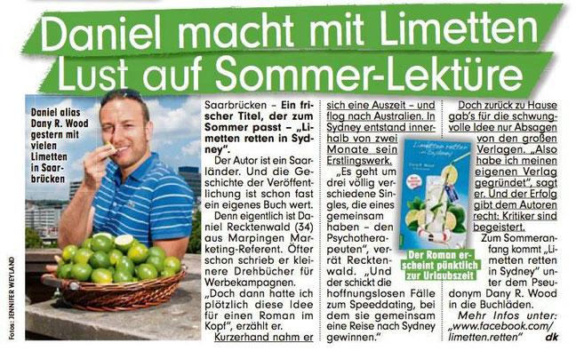 BILD Zeitung, 08.06.2013