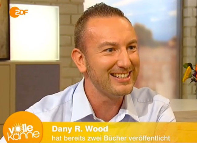 Autor in ZDF Talk-Show am 17.09.2014