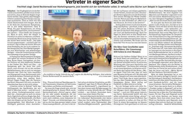 Süddeutsche Zeitung, 29.01.2014