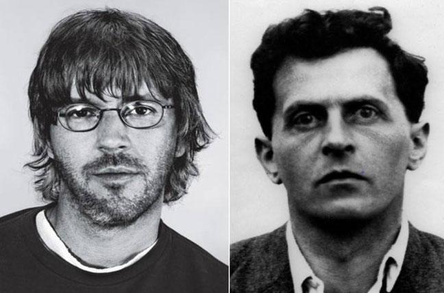 David Foster Wallace e Ludwig Wittgenstein