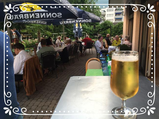 Konzert im Restaurant Grünau Buchs