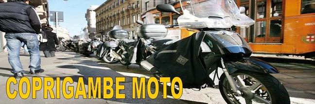 Tucano Urbano Coprigambe Moto