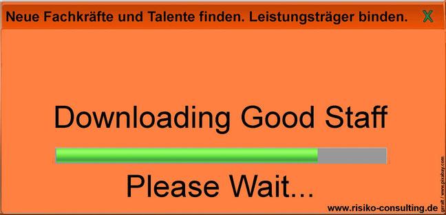 PDF Mini-Workshop - Fachkräfte & Talente finden. Leistungsträger binden.