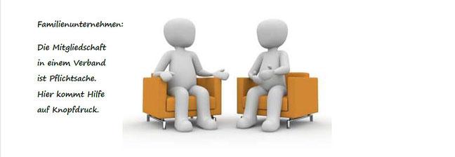 Familienunternehmen: Verbandsmitgliedschaft ist wichtig