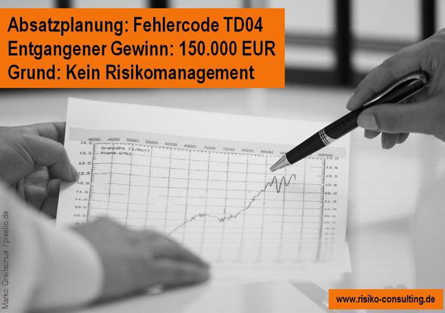 Risiko-Consulting - Risikomanagement sorgt im Mittelstand für plausible Planungen