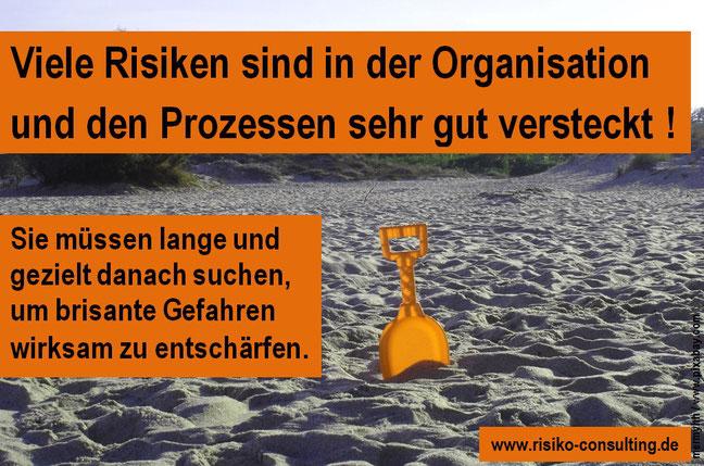 Risiko-Consulting - Risikomanagement entlarvt verdeckte Risiken im Mittelstand