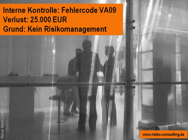 Risiko-Consulting - Risikomanagement stellt ein wirksames IKS im Mittelstand sicher