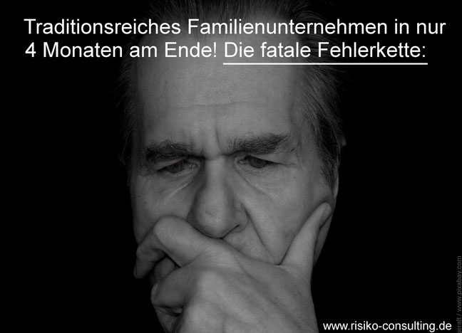 Krise bei Familienunternehmen