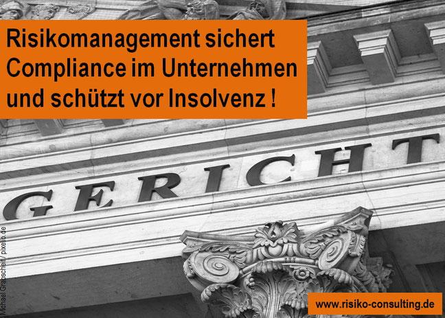 Risiko-Consulting - Risikomanagement sichert Compliance im Mittelstand