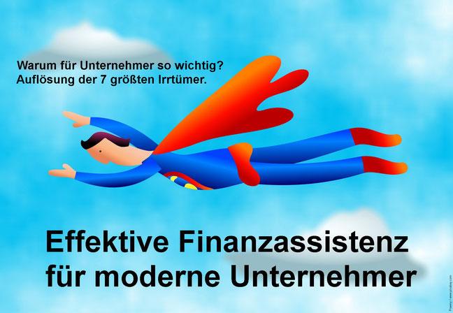Effektive Finanzassistenz fuer KMU-Unternehmer