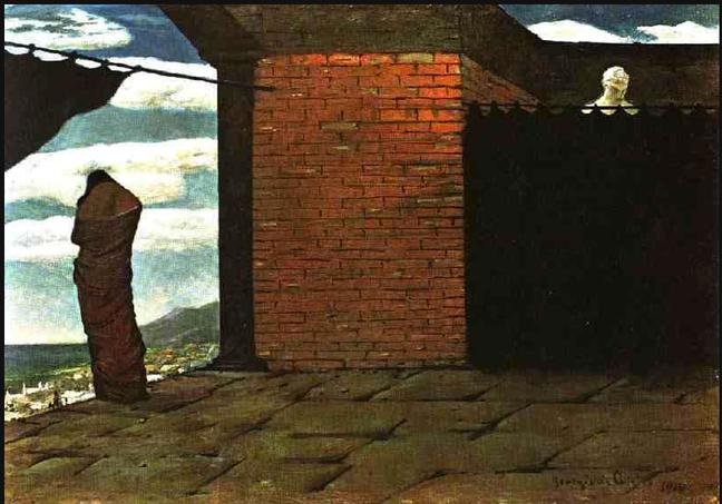 「神託の謎」(1910年)