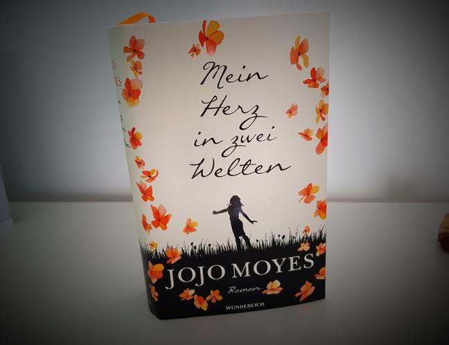 """Buchcover """"Mein Herz in zwei Welten"""" von Jojo Moyes"""