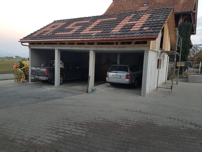 Garagenersatz Külpen 3