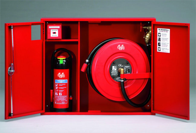 GGS Brandschutz - Wandhydranten