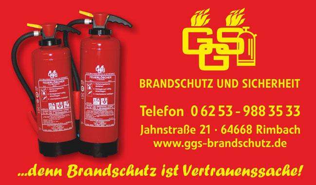 GGS Brandschutz - Rauchmelder sind Pflicht