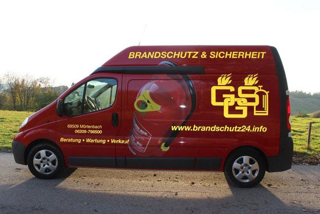GGS Brandschutz - Jahnstraße 21, 64668 Rimbach