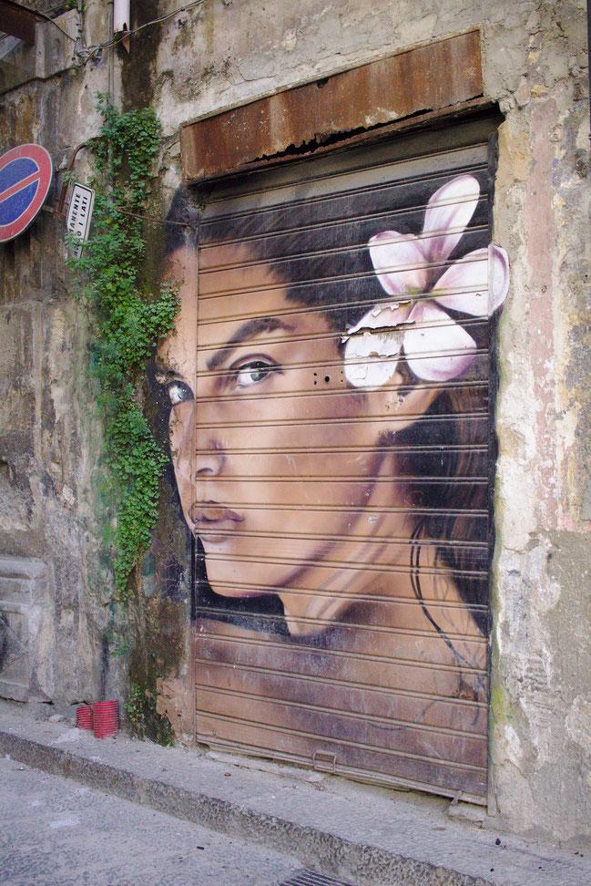 fluegelwesen.de - Geheimtipp für Palermo, Sizilien: Streetart wie in London