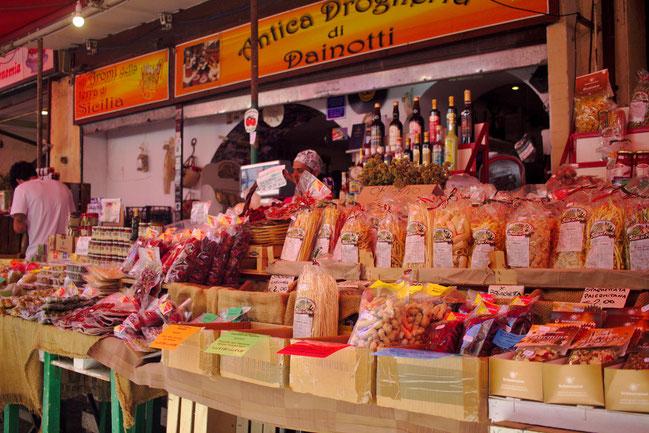 fluegelwesen.de - Geheimtipp für Palermo, Sizilien: Bauernmärkte