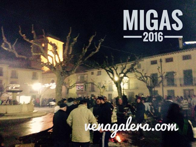 Migas de Galera 2016