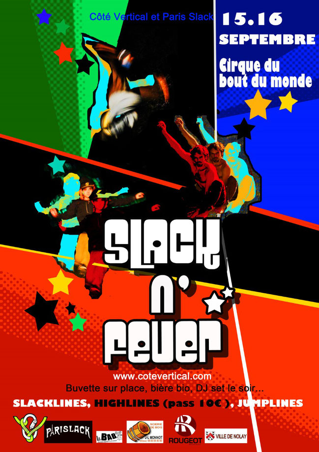 Slack Night Fever 2018