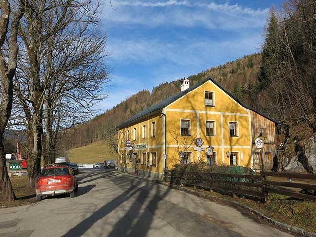 Gasthaus Grubbergwirt (ca 10 Min. Fahrzeit)
