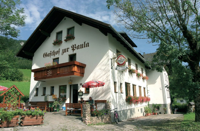 Gasthof zur Paula (ca 5 Min. Fahrzeit)